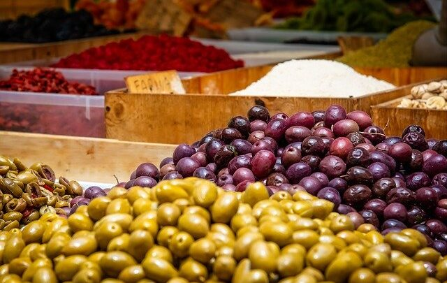 Oliwki- owoce korzystne dla zdrowia i urody